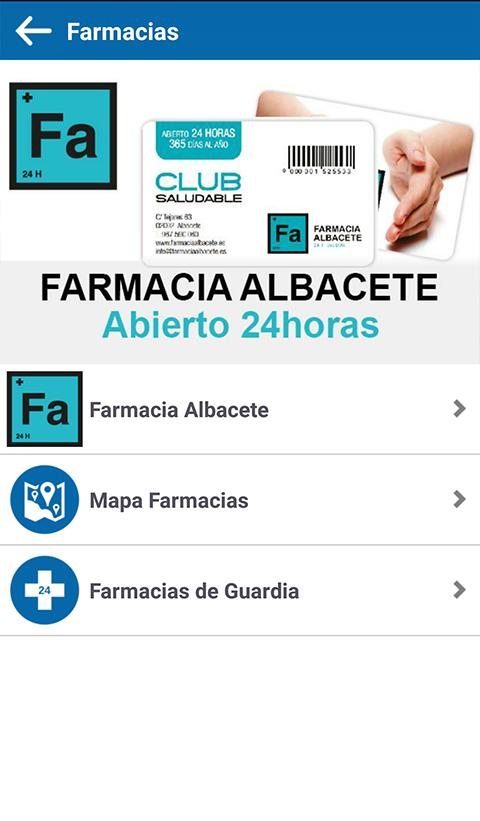 Atiza! - Guia de servicios de Albacete