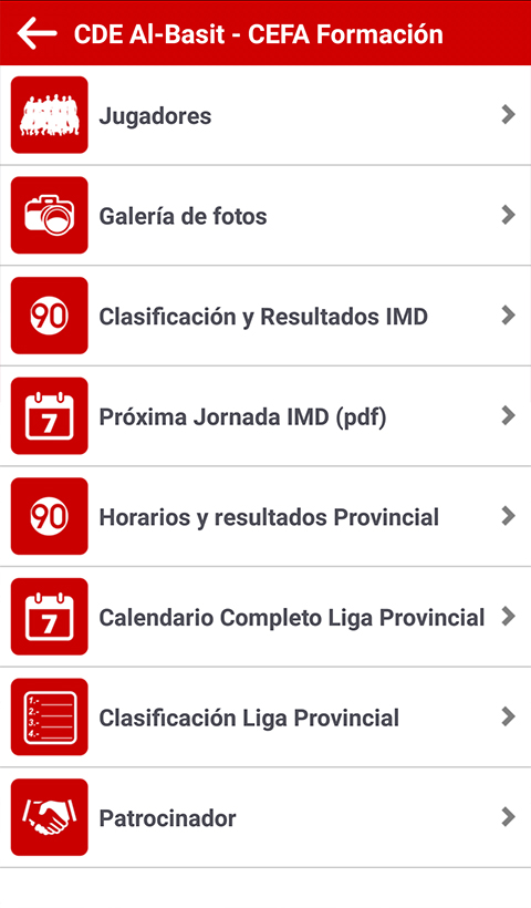 App CDE Albasit
