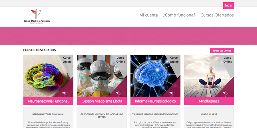 Colegio Oficial de la Psicología de Castilla - La Mancha
